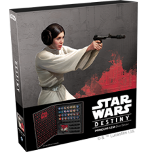 Star Wars: Destiny - Princess Leia Binder (pořadač)
