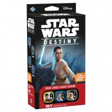 Star Wars: Destiny - Rey Starter Set - anglicky