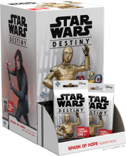 Star Wars: Destiny - Spark of Hope - Booster (anglicky)