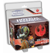 Star Wars: Imperial Assault - Hera Syndulla and C1-10P