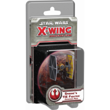 Star Wars: X-Wing Miniatures Game - Sabine's TIE Fighter