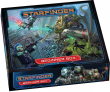 Starfinder RPG - Beginner Box - EN