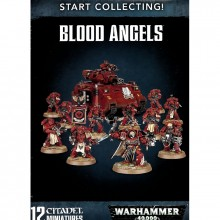 Start Collecting! Blood Angels (Warhammer 40,000)
