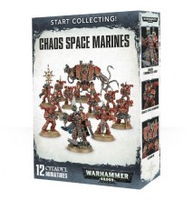 Start Collecting! Chaos Space Marines (Warhammer 40,000)