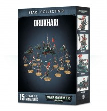 Start Collecting! Drukhari/Dark Eldar (Warhammer 40,000) - 2018