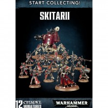 Start Collecting! Skitarii (Warhammer 40,000)