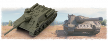 SU-100 - World of Tanks Miniatures Game