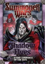 Summoner Wars: Shadow Elves - Second Summoner