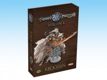 Sword & Sorcery - Kroghan Hero pack