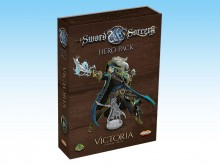 Sword & Sorcery - Victoria Hero pack