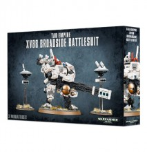Tau Empire: XV88 Broadside Battlesuit