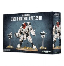 Tau Empire: XV95 Ghostkeel Battlesuit