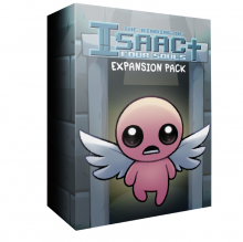 The Binding of Isaac: Four Souls + (expansions)