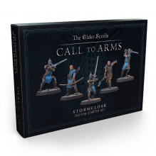 The Elder Scrolls: Call to Arms - The Stormcloak Faction Starter Set