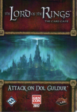 The Lord of the Rings LCG: Attack on Dol Guldur