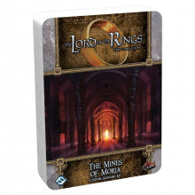 The Lord of the Rings LCG: The Card Game – The Mines of Moria - Custom Scenario Kit