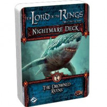 The Lord of the Rings LCG: The Drowned Ruins Nightmare Deck
