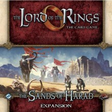 The Lord of the Rings LCG: The Sands of Harad