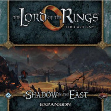 The Lord of the Rings LCG: The Card Game – A Shadow in the East