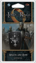 The Lord of the Rings LCG: The Card Game – Wrath and Ruin