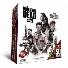 The Walking Dead: No Sanctuary (standees)