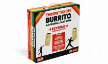 Throw Throw Burrito Extreme outdoor edition