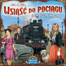 Ticket to Ride: Poland (EN, PL)