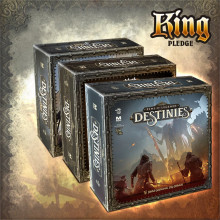 Time of Legend: Destinies - King Pledge