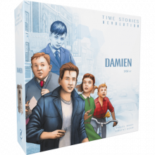 TIME Stories Revolution: Damien 1958 NT