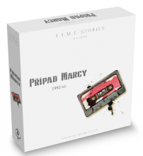 Time Stories (T.I.M.E Stories) - Případ Marcy