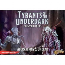 Tyrants of the Underdark - Aberrations & Undead