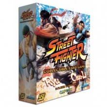 UFS - Street Fighter CCG: Chun Li vs. Ryu 2-player Starter (Turbo Box)