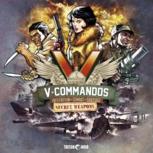 V-Commandos: Secret Weapons