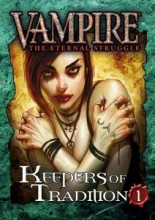 Vampire: The Eternal Struggle Card Game - Keepers of Tradition bundle 1