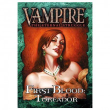 Vampire: The Eternal Struggle – First Blood: Toreador