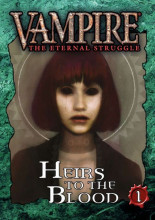 Vampire: The Eternal Struggle: Heirs to the Blood Bundle 1 Expansion