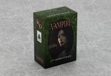 Vampire: The Eternal Struggle – V25 English Unlimited Version - standard tuckbox