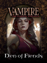 Vampire: The Eternal Struggle: Sabbat - Den of Fiends - Tzimisce Preconstructed Deck