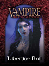Vampire: The Eternal Struggle: Sabbat - Libertine Ball - Toreador Preconstructed Deck