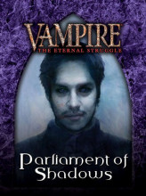 Vampire: The Eternal Struggle: Sabbat - Parliament of Shadows - Lasombra Preconstructed Deck