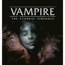 Vampire: The Eternal Struggle TCG - 5th Edition box