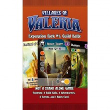 Villages of Valeria: Guild Halls