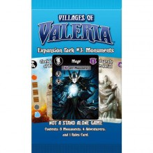 Villages of Valeria: Monuments