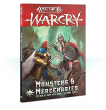 Warcry Monsters and Mercenaries