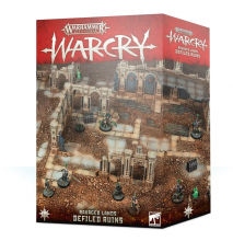 Warcry Ravaged Lands Defiled Ruins