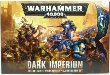 Warhammer 40,000: Dark Imperium (ultimate boxed set)