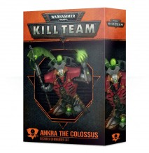 Warhammer 40,000: Kill Team: Ankra the Colossus Necron Commander Set