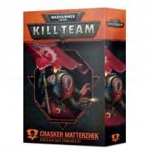 Warhammer 40,000: Kill Team: Crasker Matterzhek Genestealer Cults Commander Set