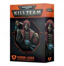 Warhammer 40,000: Kill Team: Feodor Lasko Astra Militarum Commander Set