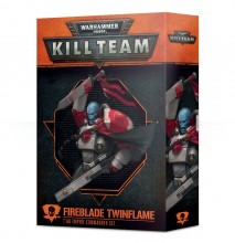 Warhammer 40,000: Kill Team: Fireblade Twinflame T'au Empire Commander Set